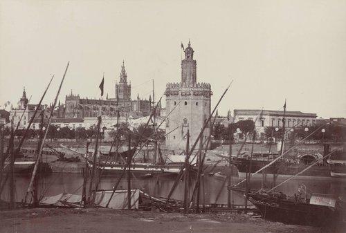 Sevilla: Torre del Oro (Seville: Tower of Gold)