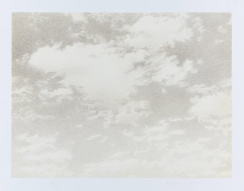Untitled (Sky), from the portfolio Untitled