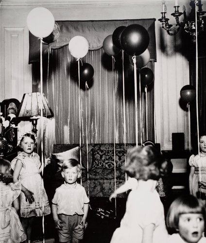 Children's Party - Kensington, from the series The English at Home