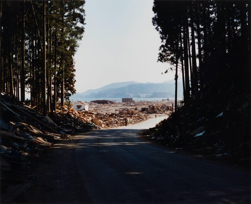 Takata-cho, 2011.4.5, from the series Rikuzentakata