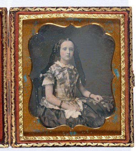 Ann Eliza Barnes [aka Mrs. Charles Eldridge]