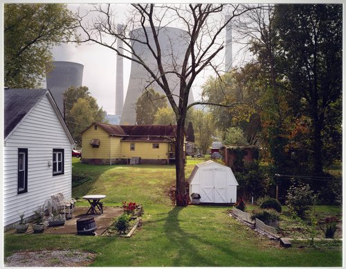 Amos Coal Power Plant, Raymond, West Virginia, from the series American Power