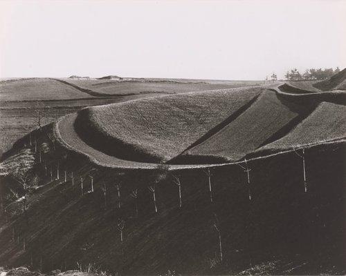Krajina u Kutné Hory (Landscape near Kutná Hora), from the series Jaromír Funke