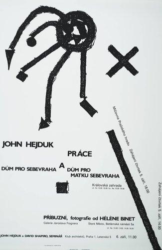 Práce poster