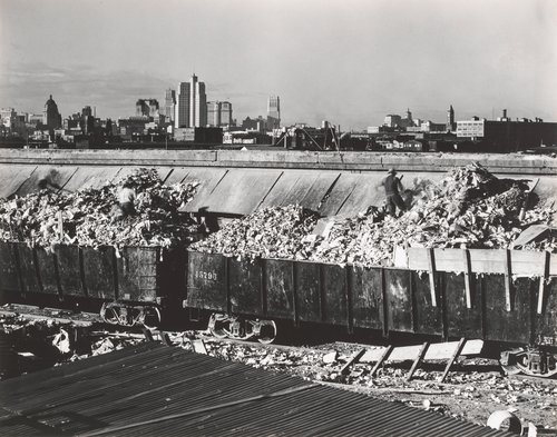 Garbage Pits, San Francisco, California
