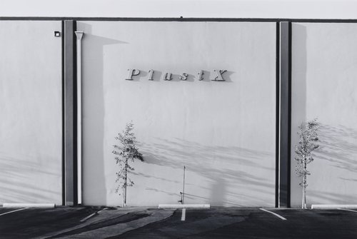 South Wall, PlastX, 350 Lear, Costa Mesa, from the portfolio The New Industrial Parks near Irvine, California