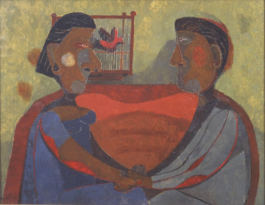 image of 'The Lovers'