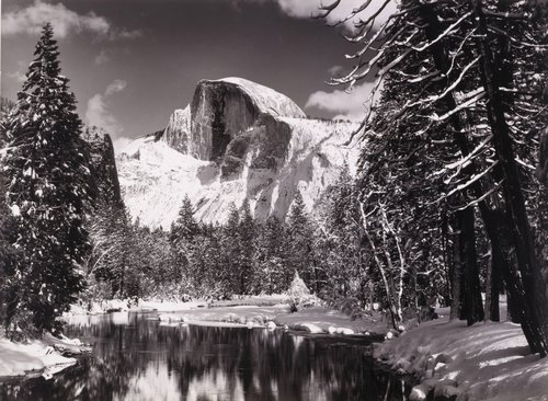 Winter, Yosemite Valley