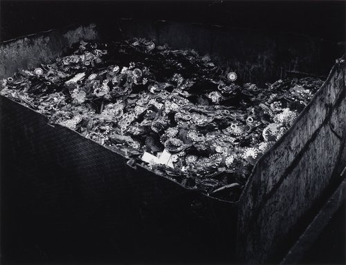 Iron Scraps, from the series The Map