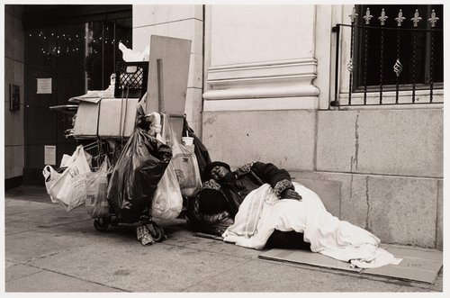 Homeless, San Francisco