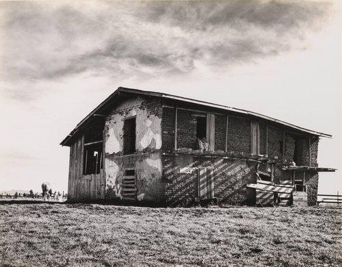"""Vallejo """"Glass House"""" near Watsonville"""