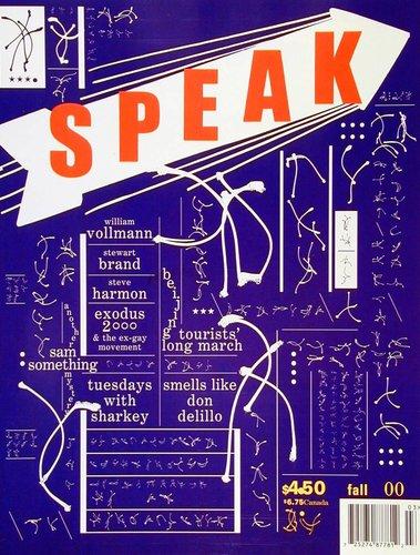 Speak 20, Fall 2000