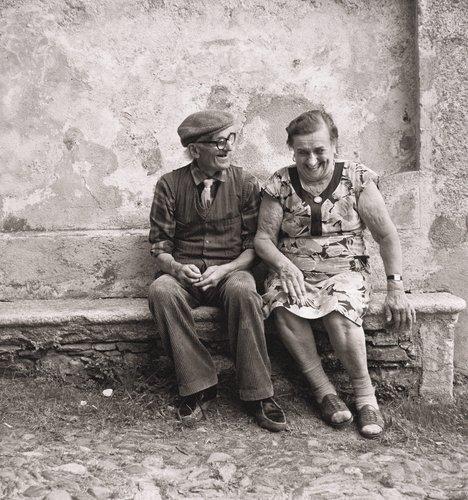 Corconio Couple, Lago di Orta, Italy