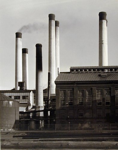 Untitled (Electric Power Plant, New Bedford, Massachusetts)