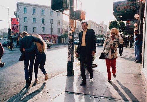 San Francisco, California, Broadway & Columbus Avenue, from the portfolio Analog Days
