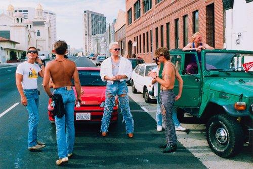 San Francisco, California, Folsom Street, from the portfolio Analog Days