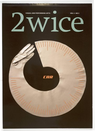 "2wice Magazine, Vol. 5, No. 2 ""Car"""