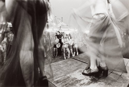 Teen Dream, Woodstock, Vermont, from the series Carnival Strippers