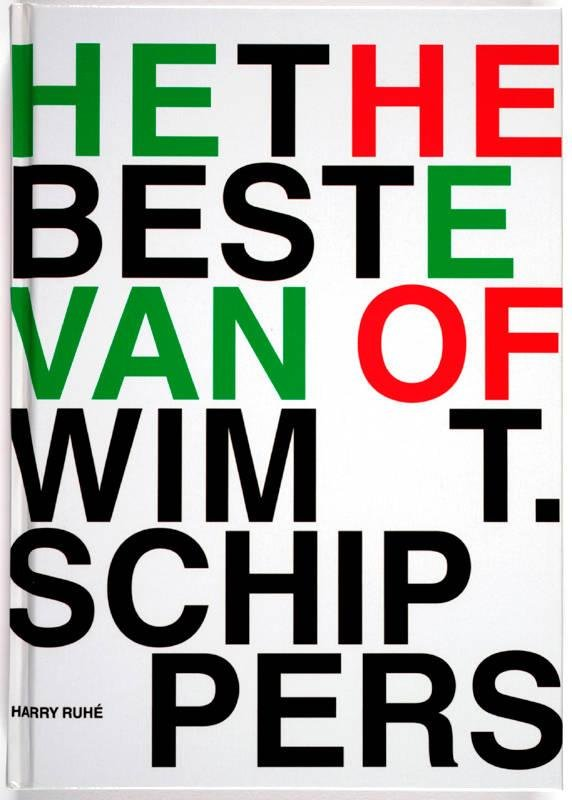 image of 'The Best of Wim T. Schippers'