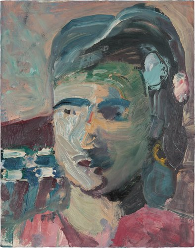 Head of a Woman II