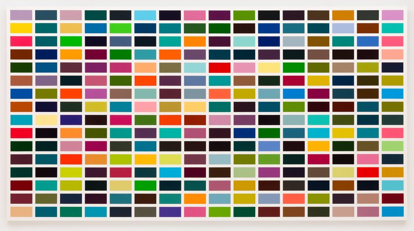 image of 256 Farben (256 Colors)