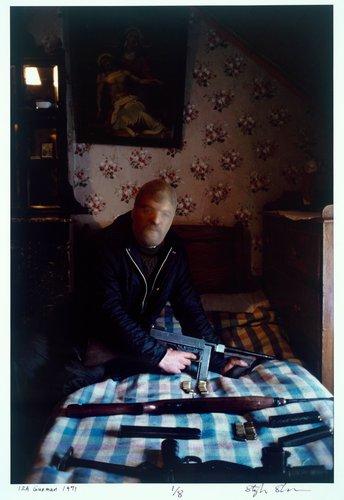 IRA Gunman, Ireland, 1971
