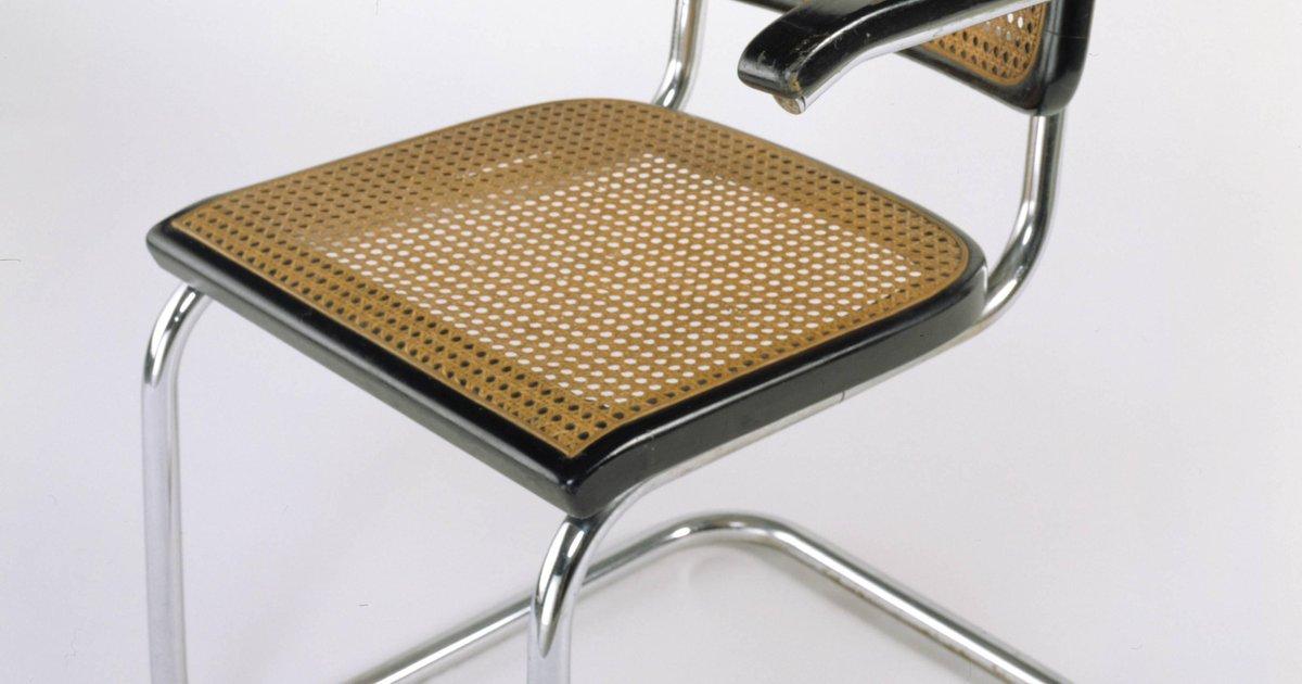 Marcel Breuer, Cesca Chair, Model B 64, 1928 · SFMOMA