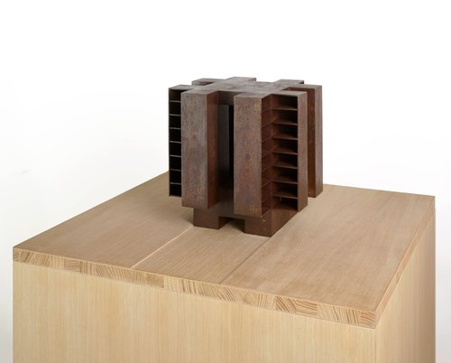 Silent Architecture [Library model]