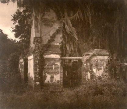 image of 'The Packenham Ruins'