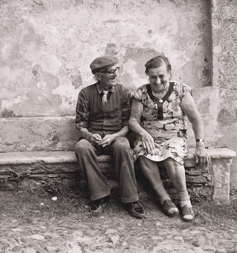 image of 'Corconio Couple, Lago di Orta, Italy'