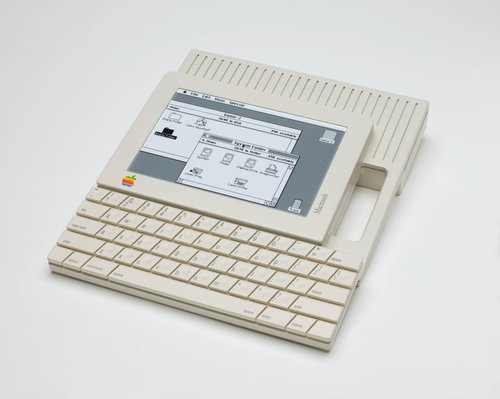 Prototype for Apple Macintosh touch-screen tablet