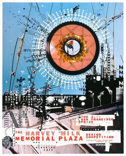 San Francisco Prize Poster: Harvey Milk Plaza