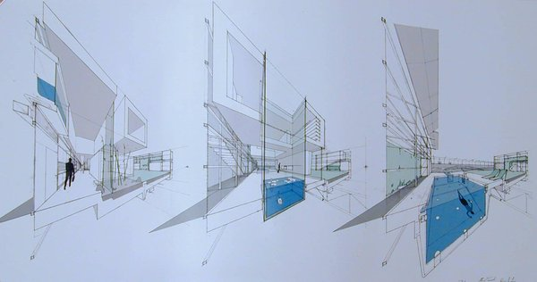 Image for artwork New Suburbanism Sequential Sectioned Perspectives