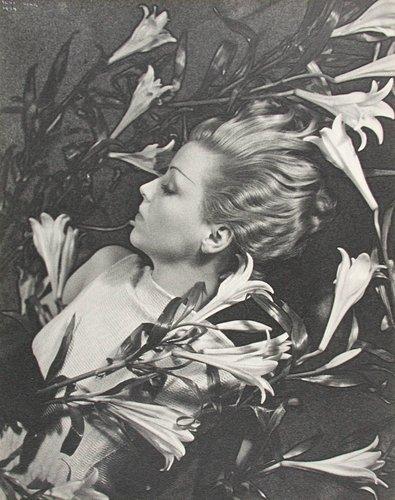 "Untitled [Study for ""Salut de Schiaparelli"" (Lily Perfume)]"