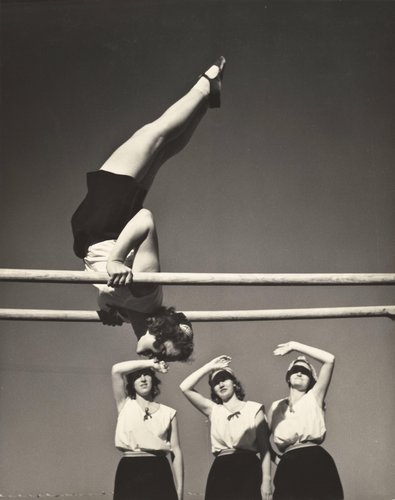 Czechoslovakian Gymnasts, San Francisco