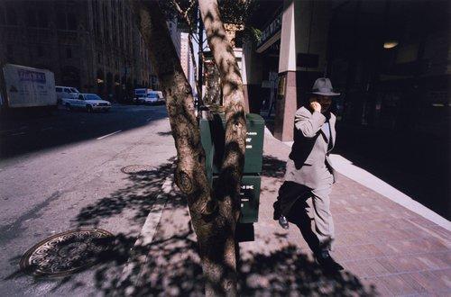 San Francisco, California, Montgomery Street, from the portfolio Analog Days