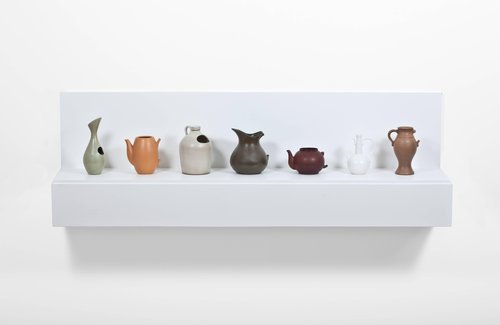 Untitled (Vases about Language and Redemption)