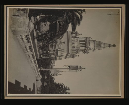 Untitled, from an album of Panama-Pacific Exposition photographs