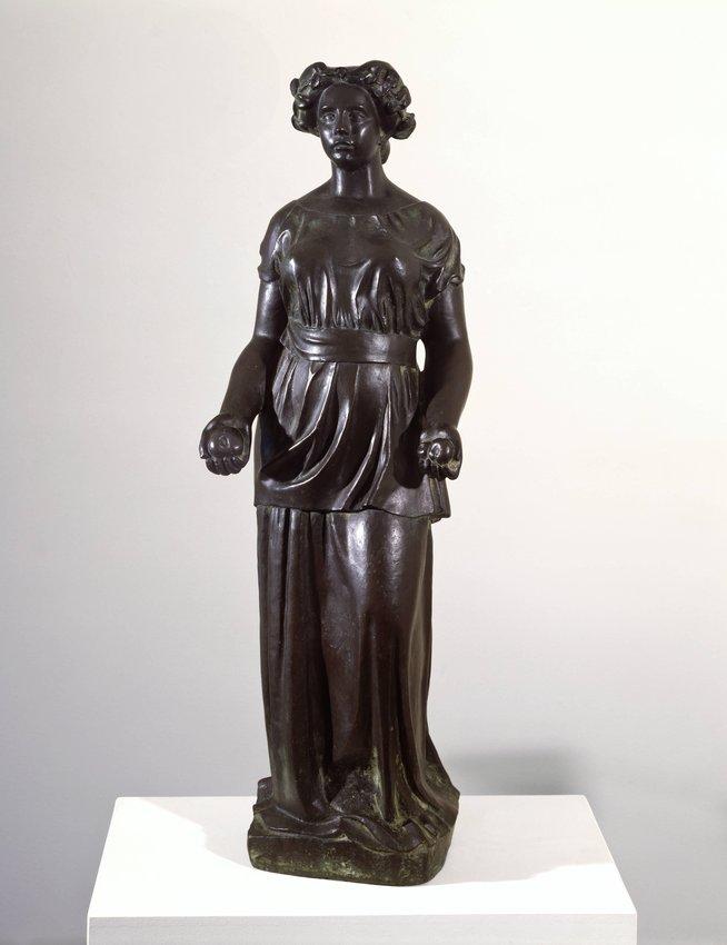 image of 'Pomone vêtue (Clothed Pomona)'