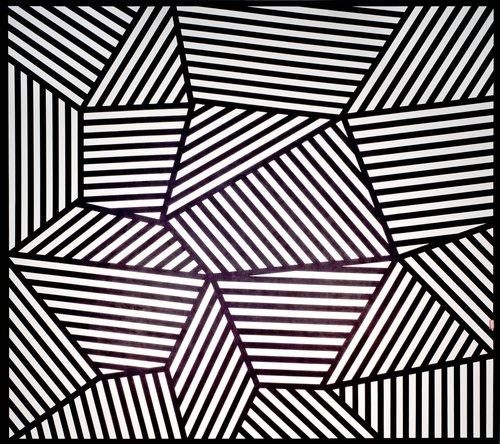 Wall Drawing 565