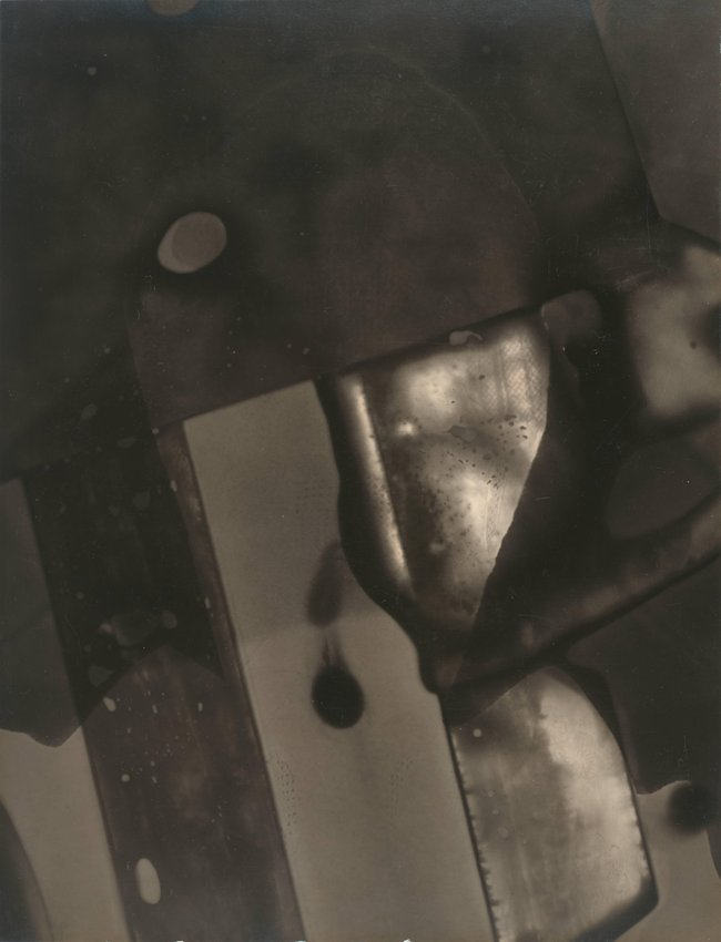 image of 'Untitled (Photogram)'