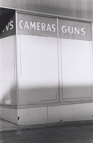 TV's Cameras Guns, Seattle, from the portfolio Meta Photographs