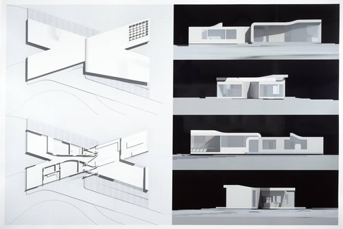 X House Project, Northfield, Massachusetts