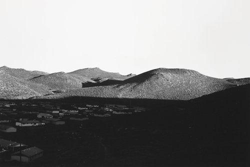 Lemmon Valley, looking Northeast, from the Nevada portfolio