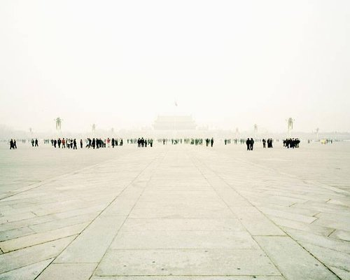 Tiananmen Square, Beijing, from the series History Images