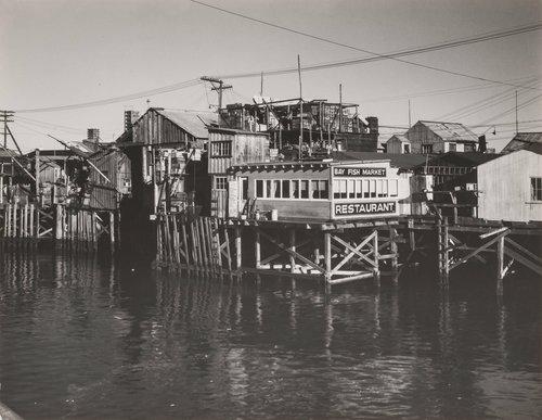 Wharf Scene #2