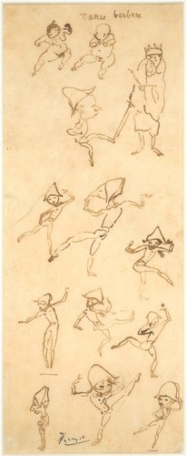 Danse barbare (Barbarian Dance)