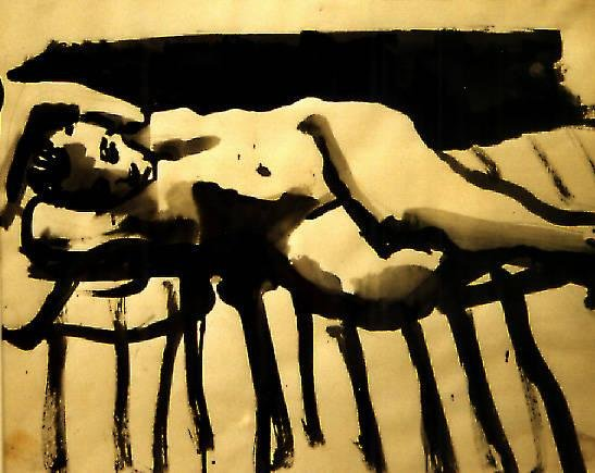 image of Reclining Nude