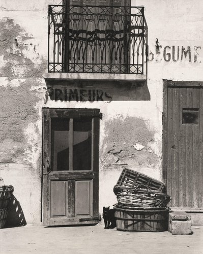 Shop, Le Bacarès, Pyrénées-Orientales, France, from Paul Strand: Portfolio Four