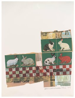 Image for artwork Rabbit Chow (Chow Bags)